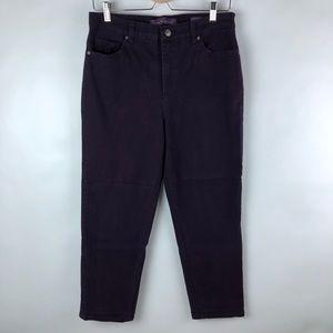 Gloria Vanderbilt Amanda cropped jeans